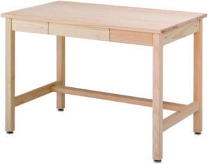 hinoki-desk-solo