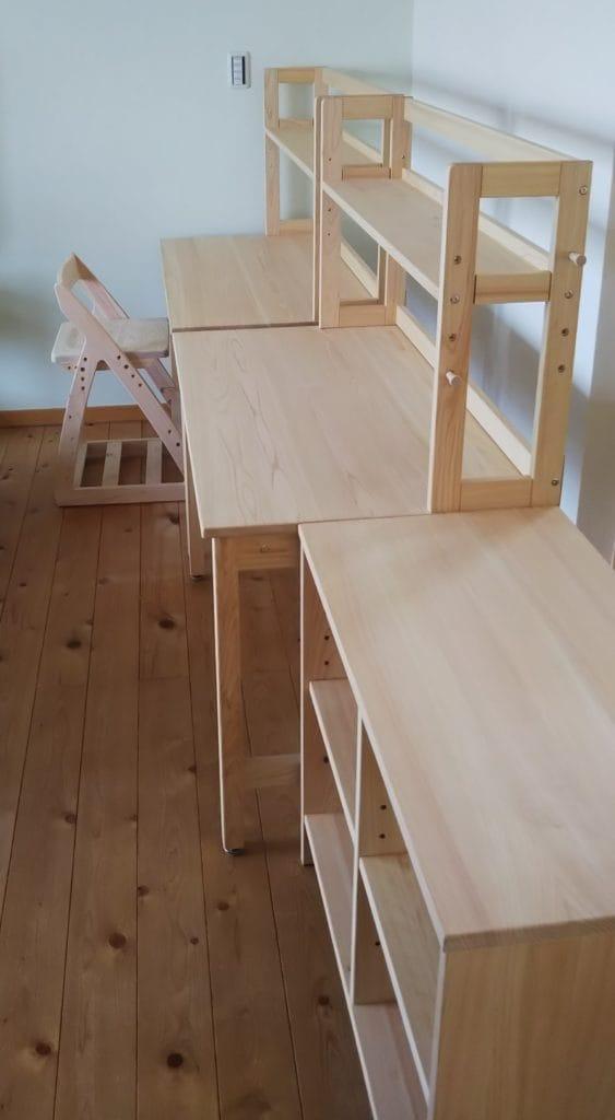 hinoki-desk