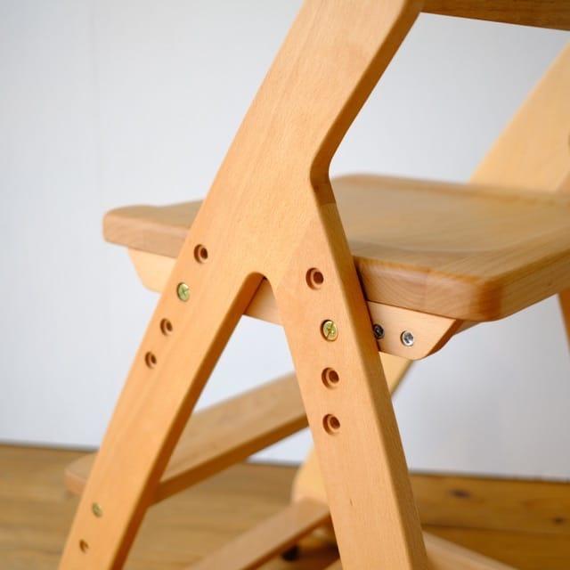 近めからの学習椅子