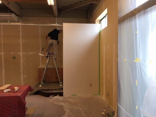 家具町工房改修工事2